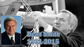 Dean Smith, courtesy UNC Sports Information.