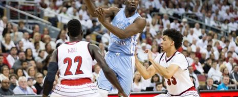 Five was the lucky number for North Carolina at Louisville Saturday night. The Tar Heels' impressive 93-76 win at Louisville was the first time Carolina has won at Louisville in five attempts. It was UNC's fifth straight victory, and all five starters scored in double figures. The Tar Heels raced out to a 13-point lead in the first six minutes of the game after Cam Johnson stroked a three to make it 19-6. Carolina went on to lead by as many as 19 after Joel Berry hit one of his five three pointers on the night from the left win […]